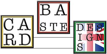 card baste designs website logo handmade card designs